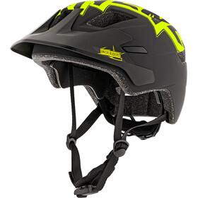 O'Neal Rooky Helmet Stixx Kids, neon yellow